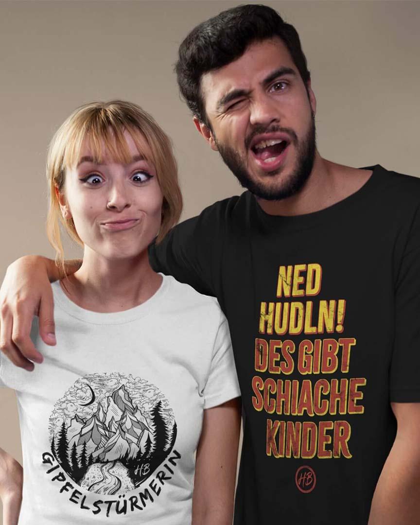 Hakuna Bavaria Gipfelstürmerin & Ned Hudln