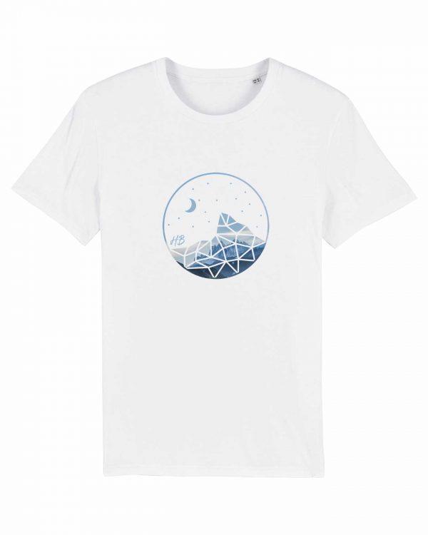 Auffe aufn Berg - Herren T-Shirt - Weiß - 3XL