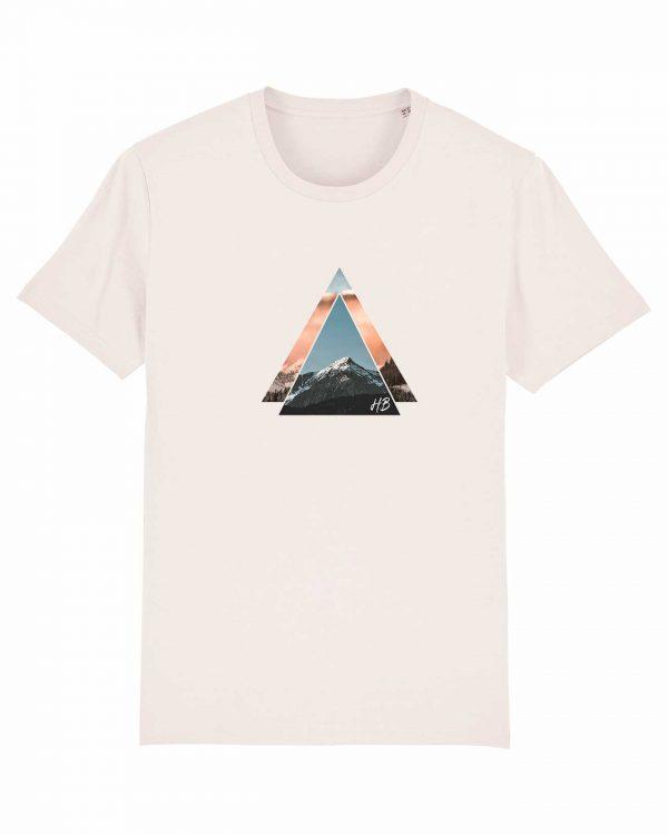 Bergzeit - Herren T-Shirt - Vintage Weiß - 3XL