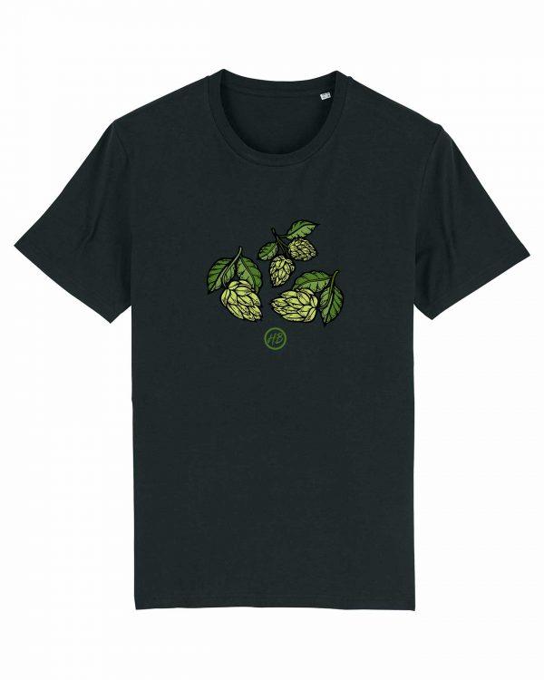 Hopfendolden - Herren T-Shirt - Schwarz - 3XL