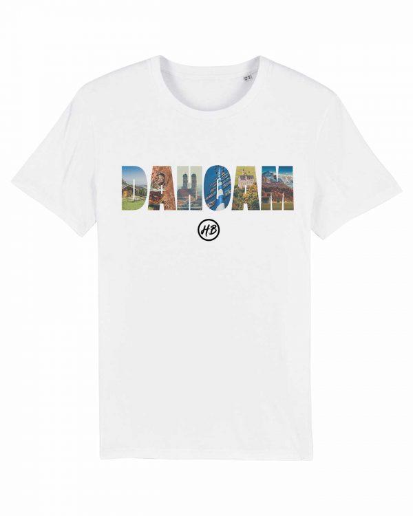 Dahoam - Herren T-Shirt - Weiß - 3XL