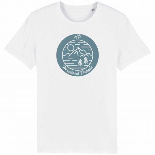 Hauptsach Draußn - Herren T-Shirt - Weiß - 3XL