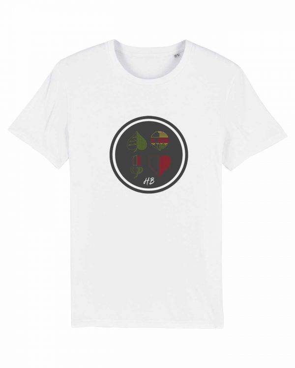 Kartnspuin - Herren T-Shirt - Weiß - 3XL
