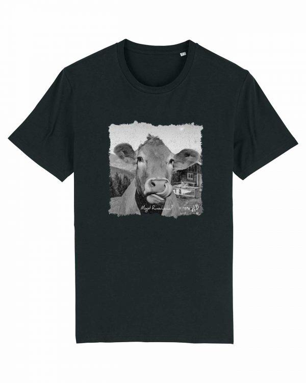 Mogst Rumschlecka - Herren T-Shirt - Schwarz - 3XL