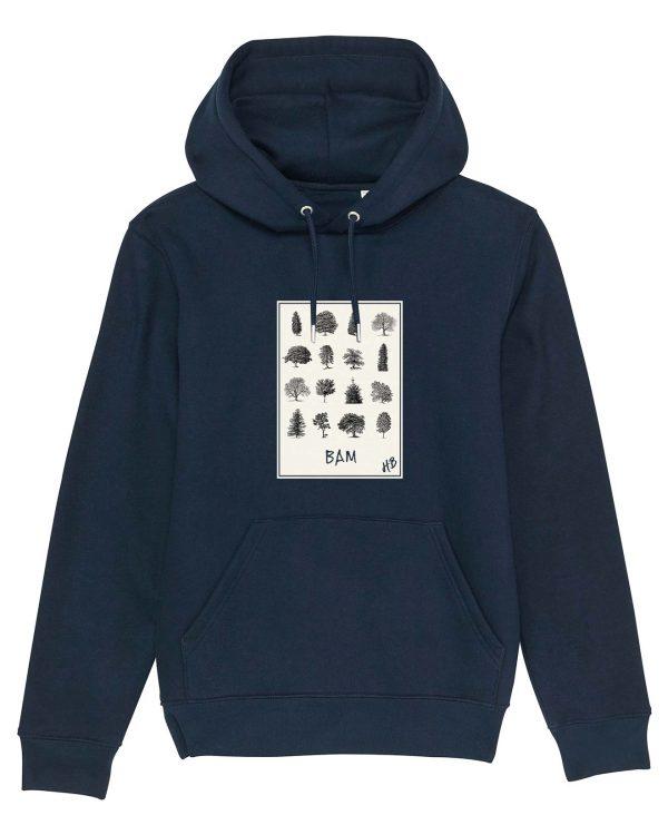 Bam - Herren Premium Hoodie - Dunkelblau - 4XL