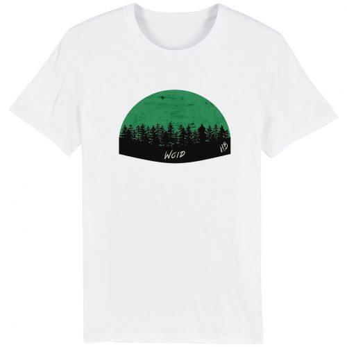 Woid - Herren Premium T-Shirt - Weiss - 3XL