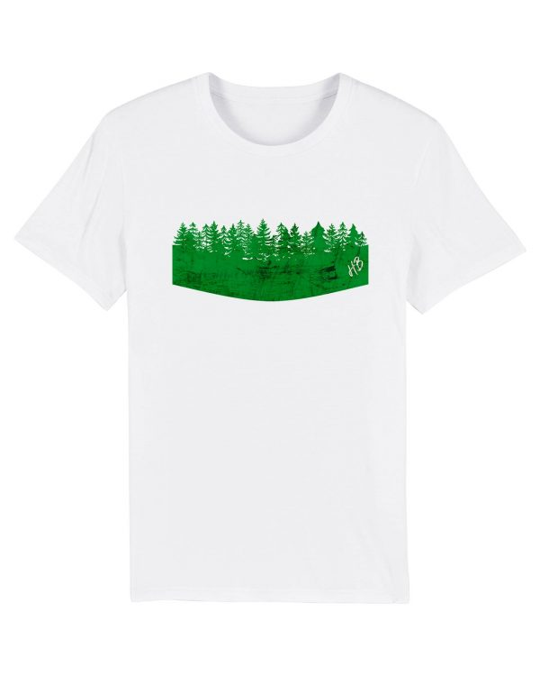 Woidrand - Herren Premium T-Shirt - Weiss - 3XL
