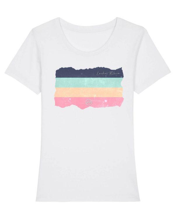 Locka Bleim - Damen Premium T-Shirt - Weiss - XXL