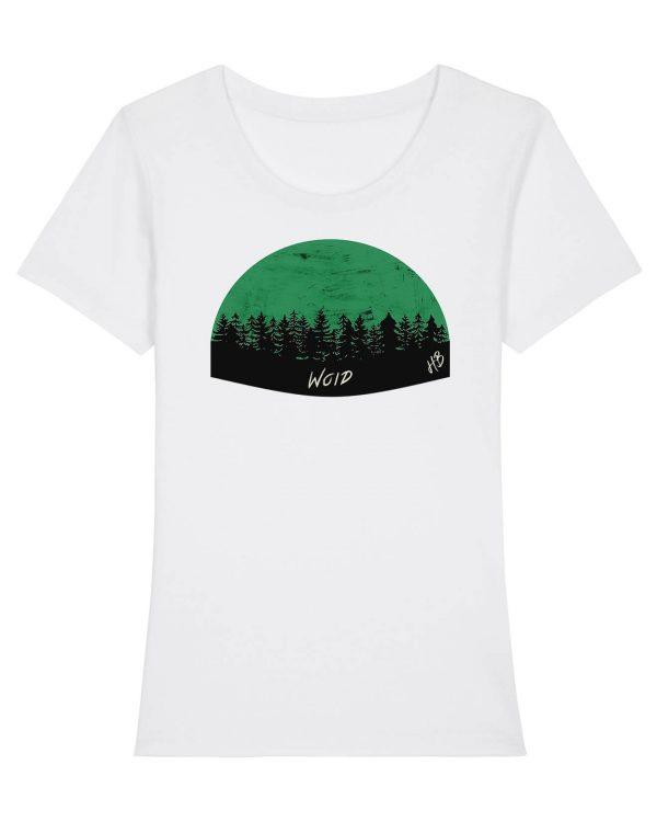 Woid - Damen Premium T-Shirt - Weiss - XXL