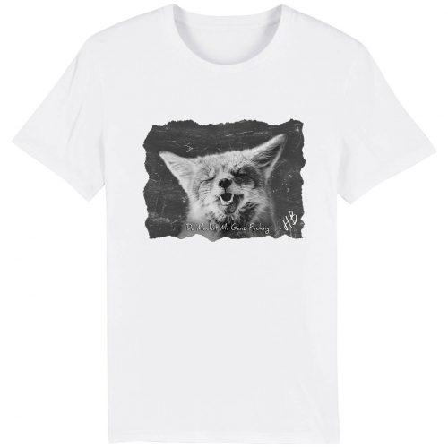 Du Machst Mi Ganz Fuchsig - Herren Premium T-Shirt - Weiß - 3XL